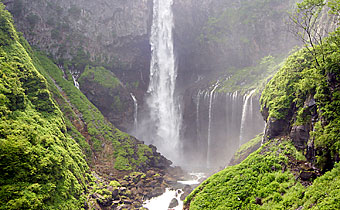 The Kegon Falls